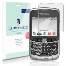 iLLumiShield Anti-Glare Matte Screen Protector 3x for BlackBerry Curve 8330