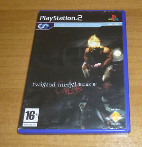 Jeu playstation 2 PS2 - Twisted metal black online (Course)
