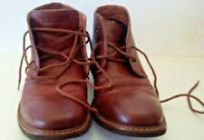 guess size 9  brown ankle boot
