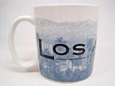 Starbucks 2005 Los Angeles City of Angels Skyline Series 1 Coffee Mug 18 oz