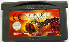 GAME BOY Advance - GBA - BIONICLE - MAZE OF SHADOWS - nur MODUL - guter Zustand