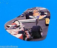 SUPER AUTO - Panini 1977 -Figurina-Sticker n. 93 - FIGURINA SAGOMATA -Rec