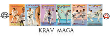 Original Lictenstein Krav Maga 6 DVD SET
