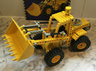 Lego Technic Loader Excavator Set 8853 With Manual Excellent Condition
