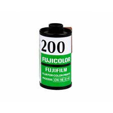 Negative Film Fujifilm Fujicolor C200/135-36  Single roll
