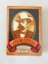 Hoyle Jack Daniels Old No. 7 Playing Cards Poker Size  NEW Sealed