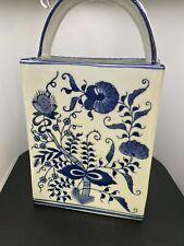 New listing China Blue Fine Porcelain Seymour Mann