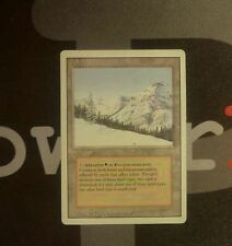 4 Taiga - Revised MtG Magic Land Rare old school 93/94 #0530