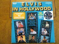 Elvis Presley – Elvis In Hollywood - 1977 - RCA KSL1-7053 Vinyl LP VG+/G+!!!