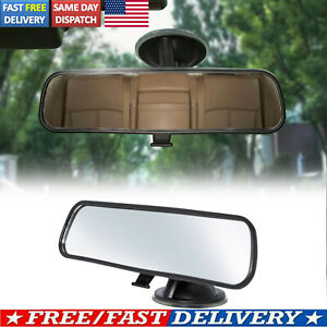 Car Suction Instructor Baby Safety Interior Wide Angle Rear View Mirror 21x5cm