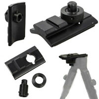 Adapter Swivel Stud Picatinny Slot Weaver Rail Slot Sling For Bipod Rifle