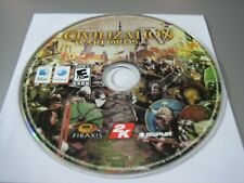 Sid Meier's Civilization IV: Warlords (Apple MAC, 2006) - Disc Only!!