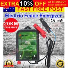 Electric Fence Energiser For Sale Ebay