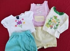 Oshkosh, Children's Place & More Baby Girl Clothing 6-9 Month 5 PC LOT GOOD Cond