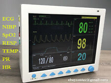 Icu Ccu Portable Patient Monitor Vital Signs 7 Parameter Cms8000 Cardiac Machine