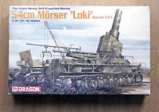 DRAGON MODELS 6181 KIT 1/35 Self-Propelled Mortar 54mm MORSER LOKI GERAT 041