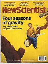 NewScientist-18 april 2009-FOUR SEASONS OF GRAVITY.