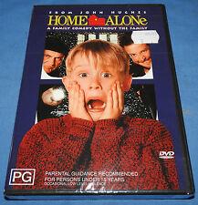 HOME ALONE DVD - REGION 4 - BRAND NEW - HARD TO FIND