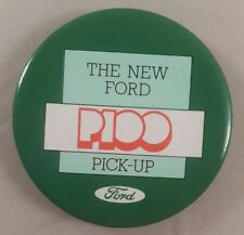 ford p100 badge - ford badge P100