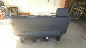 Bench seat for 2010 VW Multivan