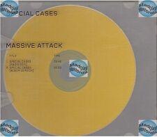MASSIVE ATTACK SPECIAL CASES CD PROMO