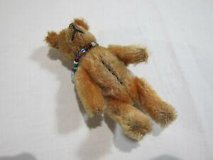 vintage Schuco teddy bear compact