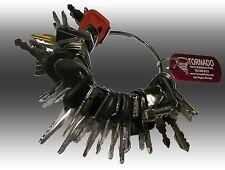 36 Keys Heavy Equipment / Construction Ignition Key Set