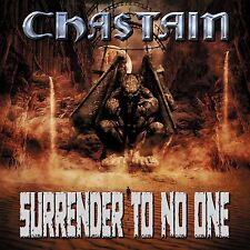CHASTAIN-Surrender to No One CD,Private,Warlord,Cirith Ungol, Manilla Road, Omen
