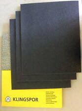 Wet and Dry Sandpaper P120  50 sheets