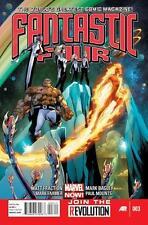 FANTASTIC FOUR (2013) #3 Marvel Now