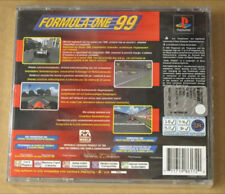 Videogame Formula one 99 Playstation 1 PS1 PSX PSONE PS1 NEW&SEALED