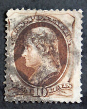 Timbre ETATS-UNIS / Stamp UNITED STATES - Yvert et Tellier n°44 obl (Cyn18)