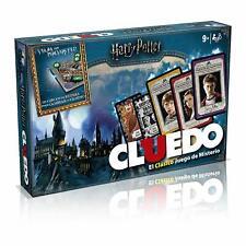 Hasbro 2288. Juego de mesa Cluedo Harry Potter. De 3 a 5 jugadores. Más 9 años