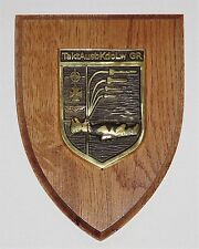 Bundeswehr Luftwaffe Wappen Emblem TaktAusbKdoLw Grichenland ..........E1175