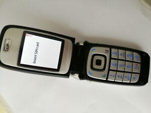 Nokia 6101 Original Nokia 6101 Cell Phone Unlocked for GSM 900/1800/1900MHZ flip