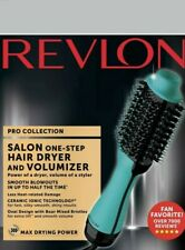 Revlon PRO Collection Salon One Step Hair Dryer and Volumizer New box is crumble