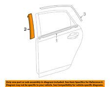 TOYOTA OEM 12-16 Prius V Exterior-Rear-Applique Window Trim Left 7576247030