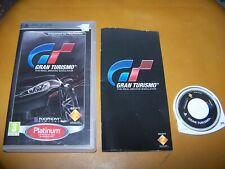 GRAN TURISMO  VF PSP boite cd  livret
