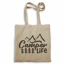 Camper life hiking Tote bag gg939r