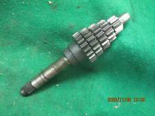 Zundapp KS50 Gearbox Shaft 5 Speed