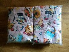 Original Nick & Nora 100% Cotton Brunch XL UK 18+ TWIN PACK Loungewear/ Pyjamas