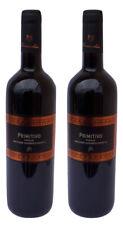 Vino Rosso Primitivo Del Salento 2 Bottiglie IGP Puglia Di Qualità Pugliese 75CL