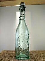 Alte Bierflasche Hufen Brauerei Königsberg um 1920 Ostpreußen / Old beer bottle