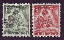 Gestempelte Briefmarken aus Berlin (1949-1990) mit Post- & Kommunikations-Motiv