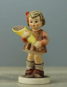 Goebel Hummel Figur 549/3/0 Ein süßer Trost A Sweet Offering Höhe ca. 9,5 cm