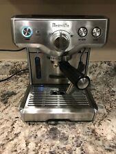 Breville 800ESXL Duo Temp Espresso Maker Stainless Steel