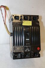 GE TEC36007 CIRCUIT BREAKER 7 AMP, 600 VOLT, 3 POLE WITH 125/240 VOLT SHUNT TRIP