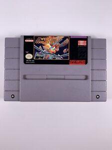 Wing Commander (Super Nintendo Entertainment System, 1992) UNTESTED Vintage