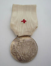 ITALY / ITALIAN RED CROSS MEDAL FOR THE MESSINA EARTHQUAKE 1908