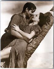"CLARK GABLE & JOAN CRAWFORD ""STRANGE CARGO"" MOVIE STILL LARGE 11x14 POSTER PHOTO"
